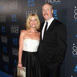 Los actores Matt y Morgan Walsh en los Critics' Choice Awards 2015