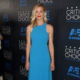 Yvonne Strahovski en los Critics' Choice Awards 2015