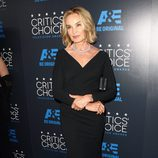 Jessica Lange en los Critics' Choice Awards 2015