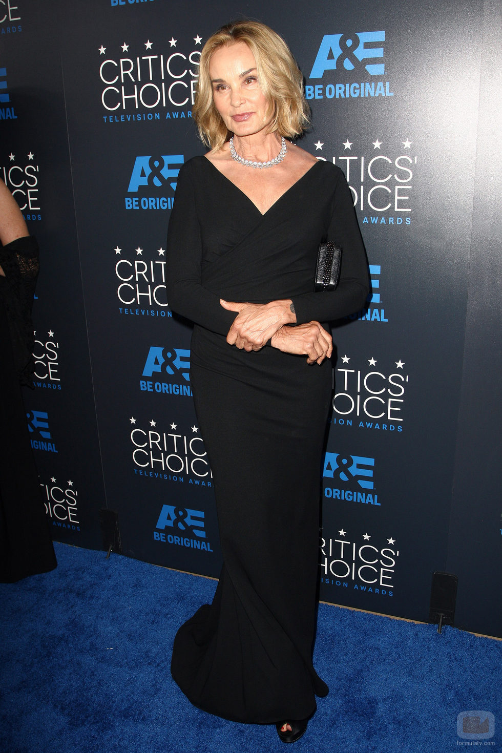 Jessica Lange en los Critics' Choice Awards 2015