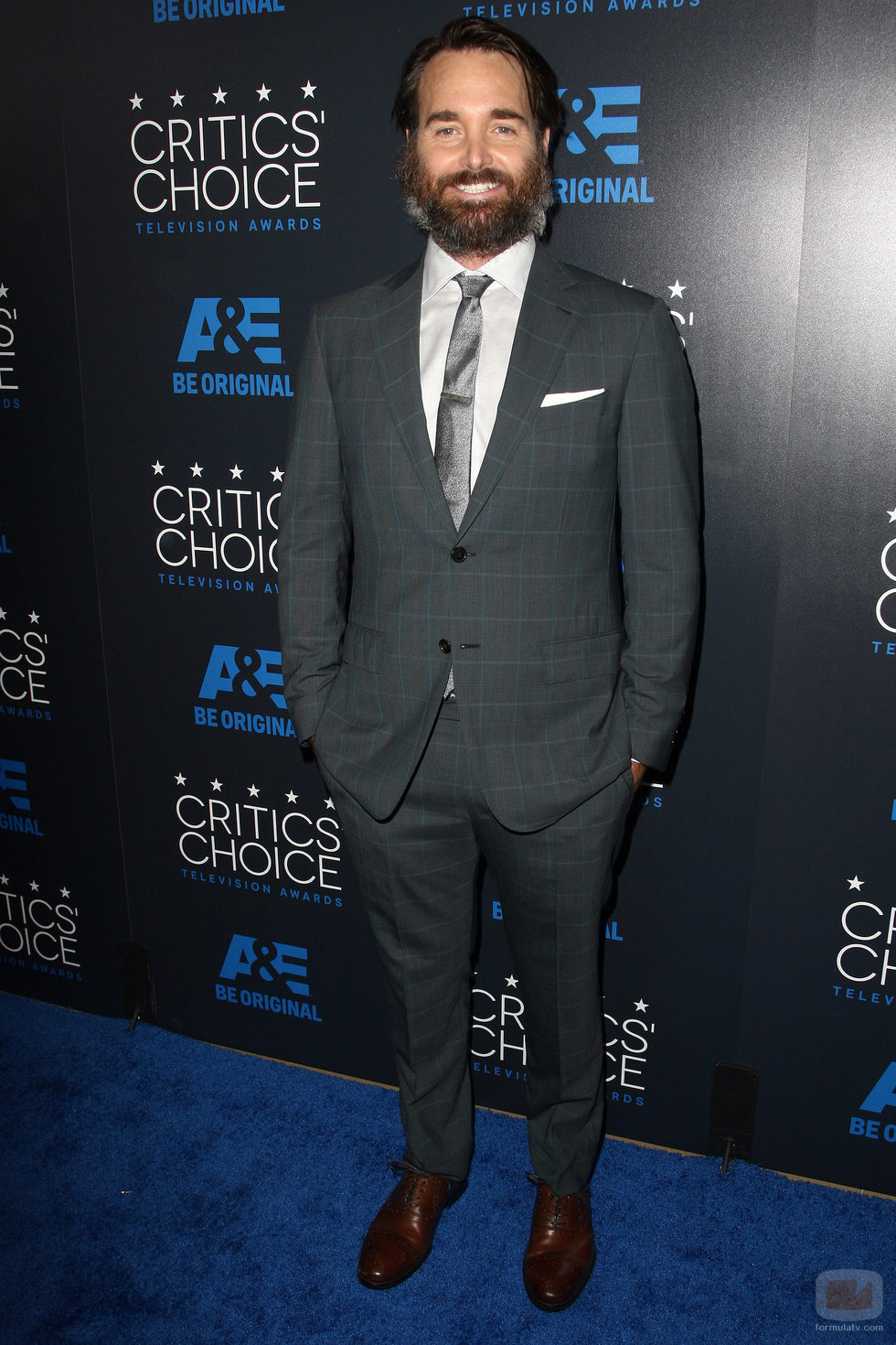 Will Forte en los Critics' Choice Awards 2015