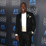 Terry Crews en los Critics' Choice Awards 2015
