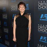 Ivonne Coll en los Critics' Choice Awards 2015