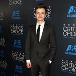 Chris Colfer en los Critics' Choice Awards 2015
