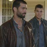 Faruq y Morey en en el octavo capítulo de la segunda temporada de 'El Príncipe'