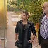 Fátima y la agente Mati tienen se encuentran en el octavo capítulo de la segunda temporada de 'El Príncipe'