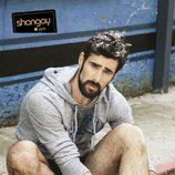 David Amor, cuerpo perfecto en la revista Shangay