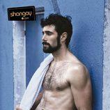 David Amor enseña sus abdominales en la revista Shangay