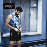 David Amor y su espectacular cuerpo en la revista Shangay