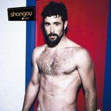 David Amor más seductor que nunca en la revista Shangay