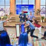 'Jugamos en casa', el concurso presentado por Los Morancos en TVE