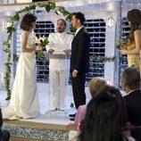 El Ancla II celebra bodas en el tercer capítulo de 'Anclados'