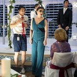 Marga y Josep Lluís acuden a una ceremonia en el tercer capítulo de 'Anclados'