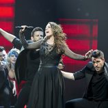 Ruth Lorenzo en la Gala de 7TV Murcia