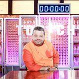 Alberto Chicote en la tercera edición de 'Top Chef'