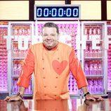 Alberto Chicote encabeza el jurado de la tercera edición de 'Top Chef'
