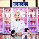 Susi Díaz en la tercera edición de 'Top Chef'