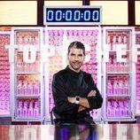 Paco Roncero en la tercera edición de 'Top Chef'