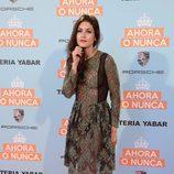 Nerea Barros en la premiere de la película