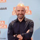 Antonio Lobato en la premiere de la película