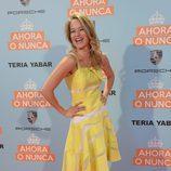 Marta Larralde en la premiere de la película