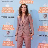 Celia Freijeiro en la premiere de la película