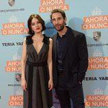 María Valverde y Dani Rovira en la premiere de la película