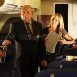 El equipo de 'CSI: Las vegas' se traslada al aeropuerto para investigar un nuevo crimen