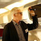 El agente Rushell tratará de dar con el asesino del avión en 'CSI: Las Vegas'
