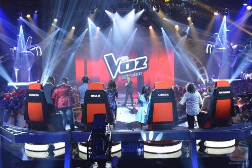 Antonio José, ganador de 'La voz 3', actúa en la final
