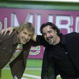 Julián Iantzi y Javier Navares