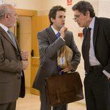 Antonio Dechent, Pepe Ruiz y Julián López