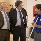 Antonio Dechent y Pepe Ruiz en la serie 'La familia Mata'