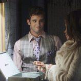 Marc y Wilhelmina en 'Ugly betty'