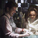 Vanessa Williams y Michael Urie en 'Ugly Betty'