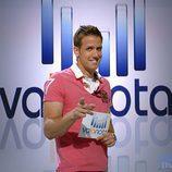 Óscar Martínez, presentador de 'VaLaNota'