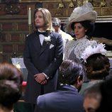 Leonor y Claudio se casan en 'Acacias 38'