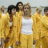 Las reclusas salen al patio de la prisión en el undécimo capítulo de 'Vis a vis'