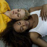 Macarena y Rizos juntas como pareja en el décimo capítulo de 'Vis a vis'