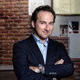 Iker Jiménez sonríe en la nave del misterio de 'Cuarto Milenio'