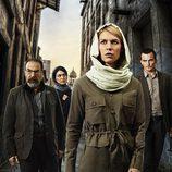 Poster grupal de la cuarta temporada de 'Homeland'