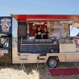Los concursantes del Café Racer de 'Cocineros al volante'