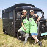 Los concursantes de Feeling Food de 'Cocineros al volante'