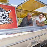Los concursantes de Los Maldonado de 'Cocineros al volante'