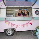 Las concursantes del The Rolling Caravan de 'Cocineros al volante'
