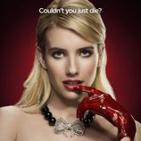 Emma Roberts es Chanel Oberlin en 'Scream Queens'