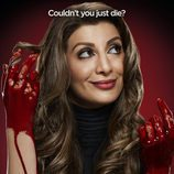 Nasim Pedrad es Gigi en 'Scream Queens'