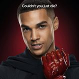 Lucien Laviscount es Earl Grey en 'Scream Queens'