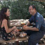Ángel León cocina junto a Clara Montes en el segundo capítulo de 'El Chef del Mar'