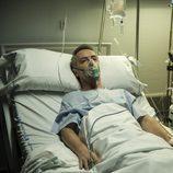 Leopoldo (Carlos Hipólito) es hospitalizado en el octavo capítulo de 'Vis a vis'